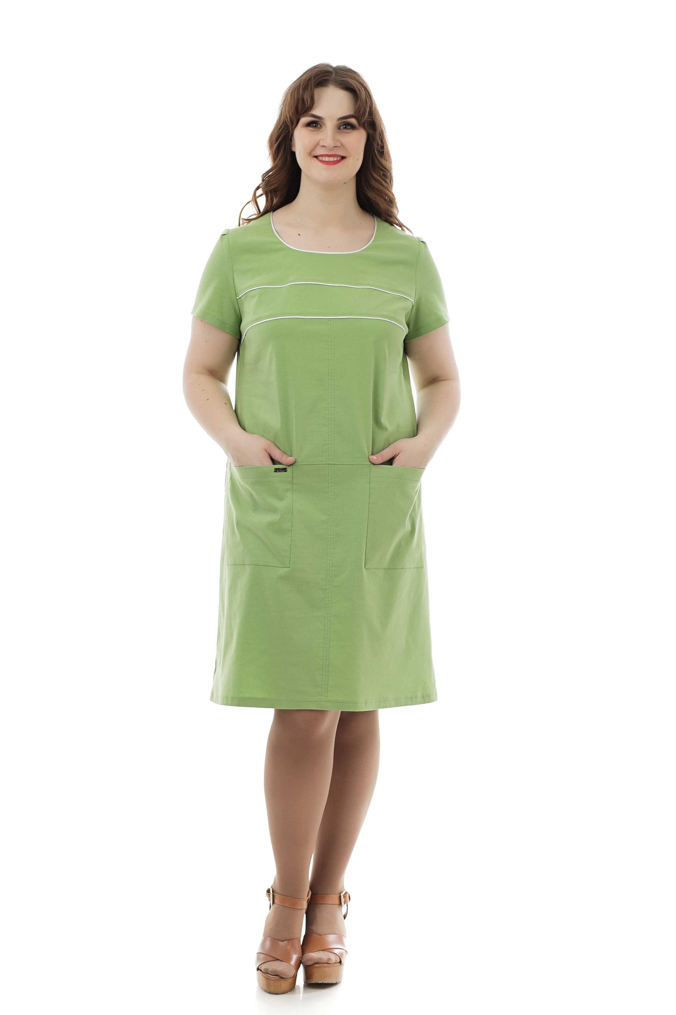 ПЛ-252/3 арт.18-089 (48-60) зеленый