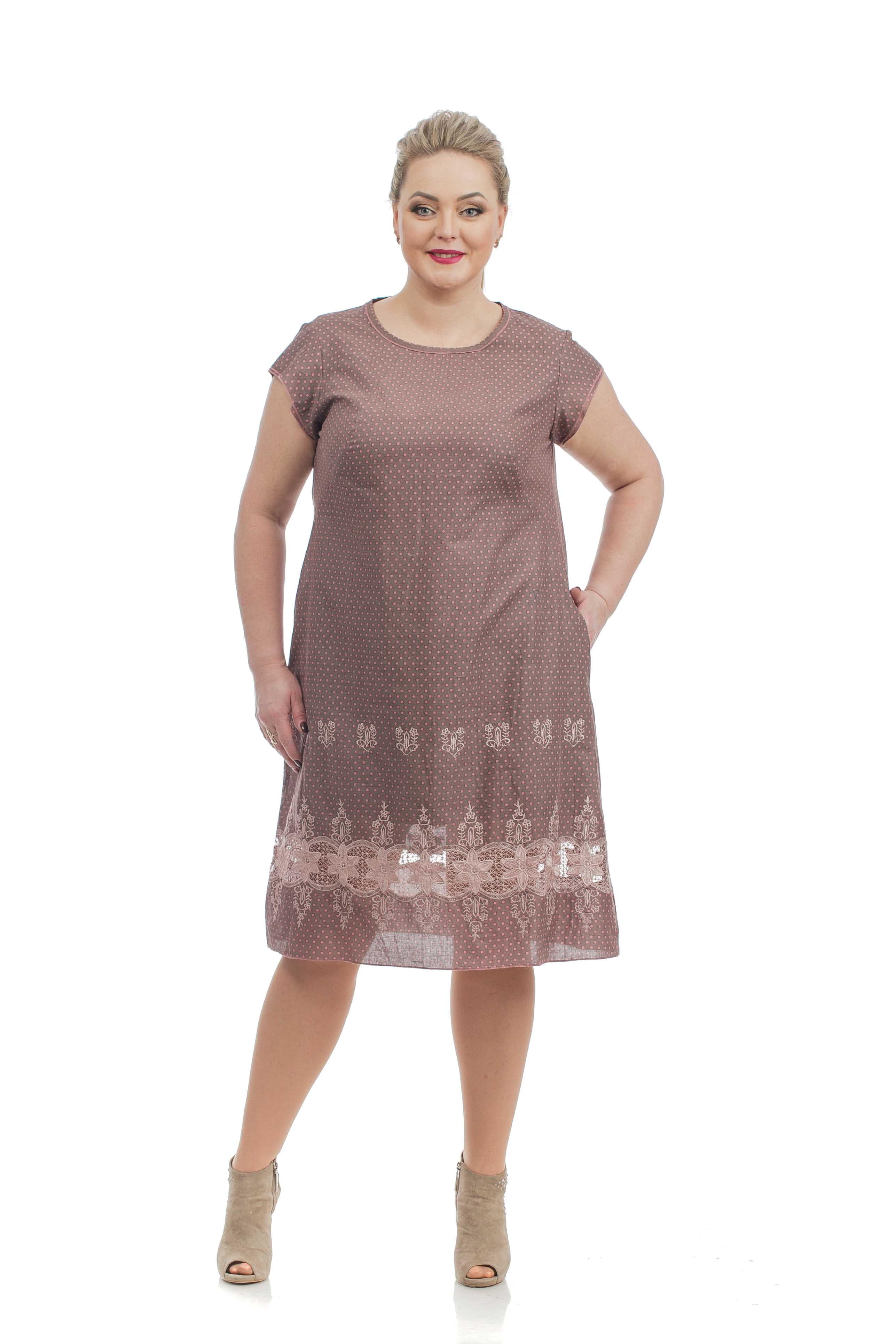 Платье ПЛ-318/1 арт.18-241(48-58)